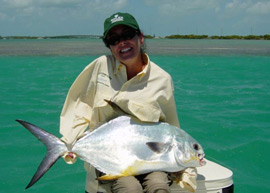 Islamorada Permit Fishing
